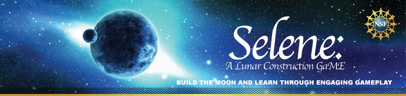 Selene: a lunar construction game